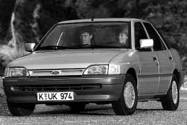 FORD Escort 5 Doors (1990 - 1992)
