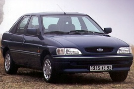 FORD Escort 5 Doors (1992 - 1995)