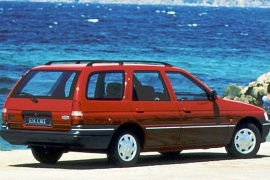 FORD Escort Clipper (1991 - 1992)