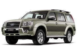 FORD Everest (2007 - Present)