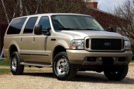 FORD Excursion (2000 - 2005)