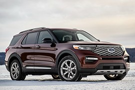 Ford Explorer Models And Generations Timeline Specs And Pictures By Year Autoevolution