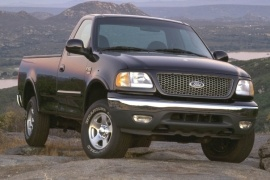 FORD F-150 Regular Cab (1996 - 2004)