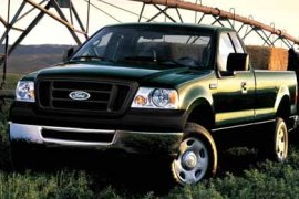 FORD F-150 Regular Cab (2004 - 2008)