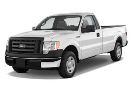FORD F-150 Regular Cab (2009 - Present)