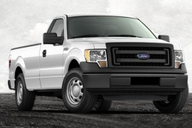 Ford F 150 Regular Cab Specs Photos 2012 2013 2014 2015 2016