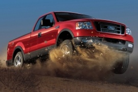 FORD F-150 Super Cab (2004 - 2008)