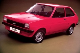 FORD Fiesta 3 Doors (1976 - 1983)