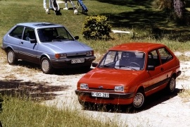FORD Fiesta 3 Doors (1983 - 1986)