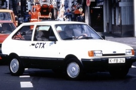 FORD Fiesta 3 Doors (1986 - 1989)