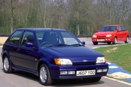 FORD Fiesta 3 Doors (1989 - 1994)