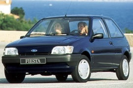 FORD Fiesta 3 Doors (1994 - 1995)