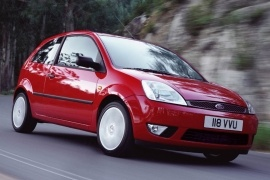 Ford Fiesta 3 Doors Specs Photos 2003 2004 2005 Autoevolution
