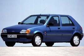 FORD Fiesta 5 Doors (1989 - 1995)