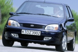 FORD Fiesta 5 Doors (1999 - 2002)