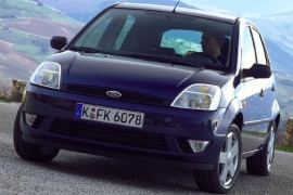 FORD Fiesta 5 Doors (2002 - 2005)