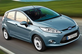 FORD Fiesta 5 Doors (2008 - 2012)