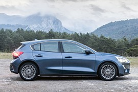 Ford Focus 5 Doors Models And Generations Timeline Specs And
