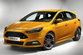 Ford Focus St 5 Doors Specs Photos 2014 2015 2016 2017