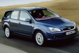 Ford Focus Wagon Models And Generations Timeline Specs And Pictures By Year Autoevolution