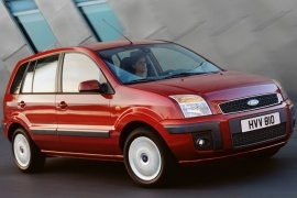 Ford Fusion Colors >> FORD Fusion European specs & photos - 2005, 2006, 2007, 2008, 2009, 2010, 2011, 2012 - autoevolution