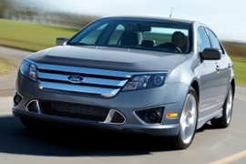 FORD Fusion North American (2008 - 2011)