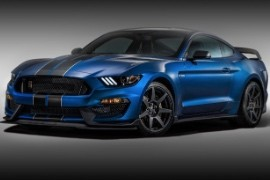 Ford Mustang Shelby Gt350r Photo Gallery