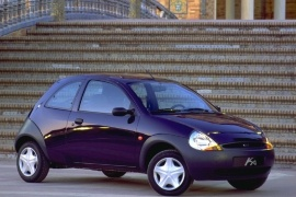 FORD Ka specs & photos - 1997, 1998, 1999, 2000, 2001 ...