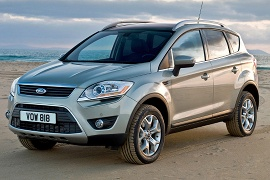 Ford Kuga Models And Generations Timeline Specs And Pictures By
