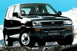 FORD Maverick SWB (1993 - 1996)