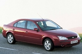FORD Mondeo Hatchback (2000 - 2003)