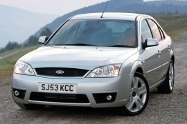 FORD Mondeo Hatchback (2003 - 2005)