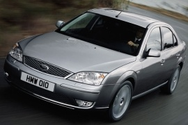 FORD Mondeo Hatchback (2005 - 2007)