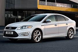 Ford Mondeo Hatchback Specs Photos 2010 2011 2012 2013
