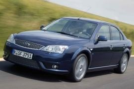 FORD Mondeo Sedan specs & photos - 2005, 2006, 2007 ...