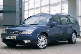 FORD Mondeo Wagon (2003 - 2005)