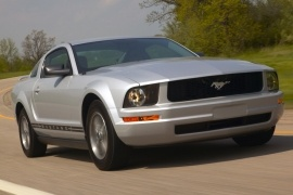 Ford Mustang Fourth Generation Wikipedia >> Ford Mustang Models And Generations Timeline Specs And