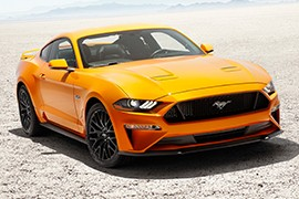 Ford Mustang Specs Photos 2017
