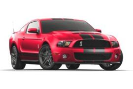ford mustang models and generations timeline specs and pictures by year autoevolution. Black Bedroom Furniture Sets. Home Design Ideas