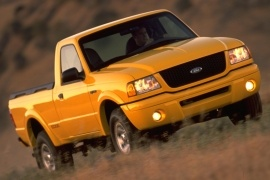 FORD Ranger Regular Cab (2000 - 2005)