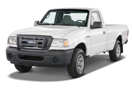 FORD Ranger Regular Cab (2008 - Present)