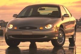 Ford Taurus Photo Gallery