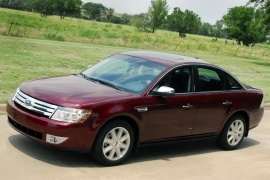 FORD Taurus models and generations timeline, specs and ...