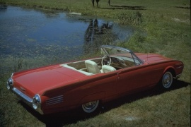 FORD Thunderbird (1961)