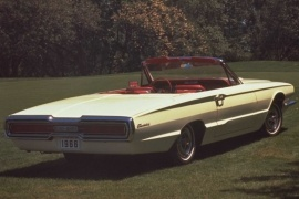 FORD Thunderbird (1966)