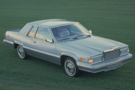 FORD Thunderbird (1980 - 1982)