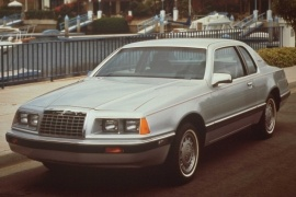 FORD Thunderbird (1983 - 1988)