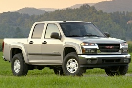 GMC Canyon Double Cab (2004 - Present)