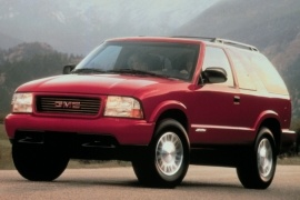 GMC Jimmy 3 Doors (1997 - 2001)
