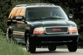 GMC Jimmy 5 Doors (1997 - 2001)